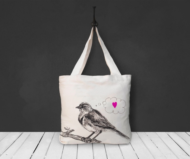 Wagtail tote